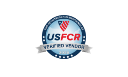 USFCR Verified Vendor Seal